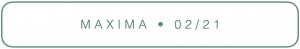 STUDIO ICH MAXIMA FEBRUAR 21