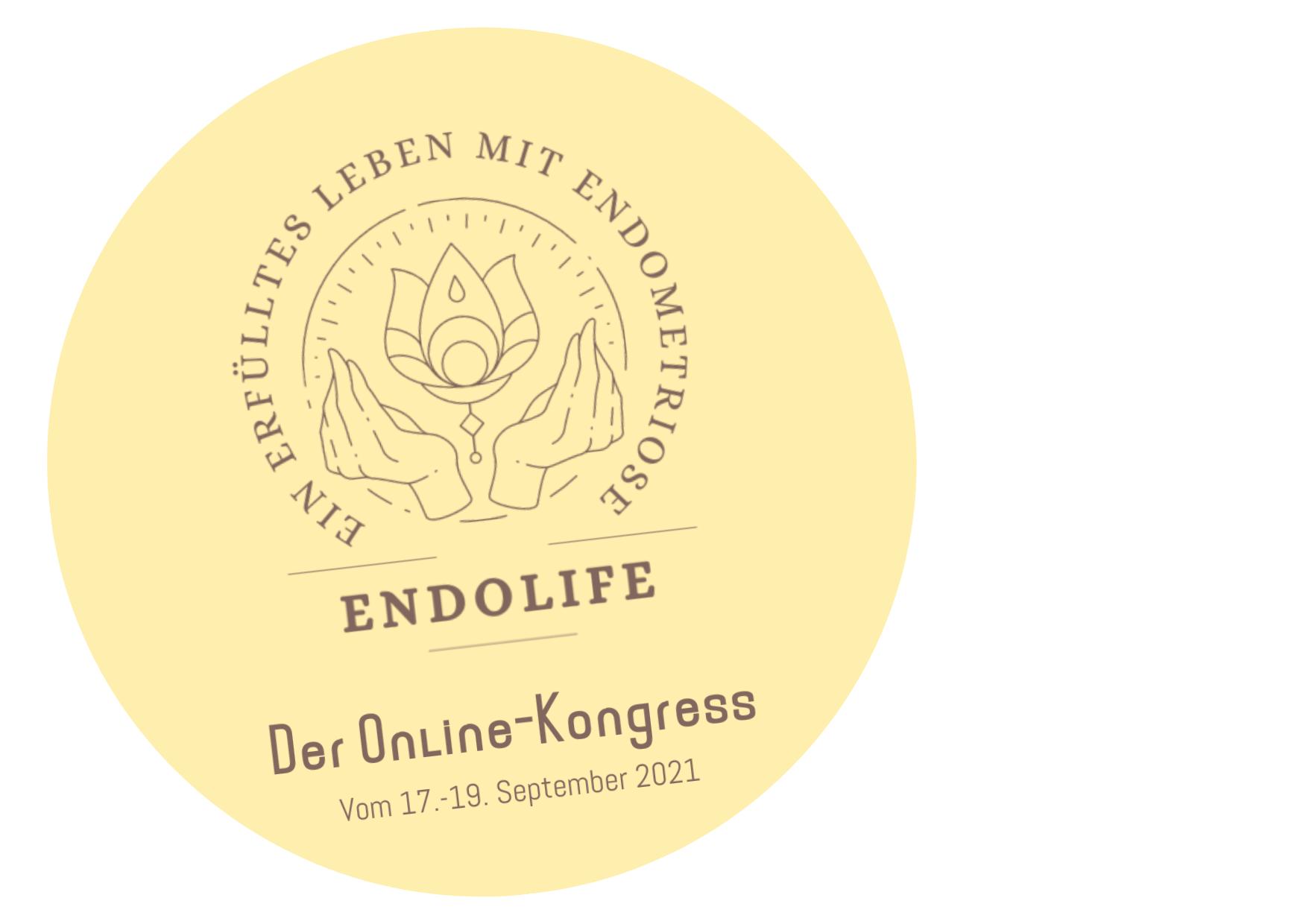 ENDOLIFE Online Kongress Eva Sturm Rita Hofmeister STUDIO ICH Impuls-Strömen Endometriose