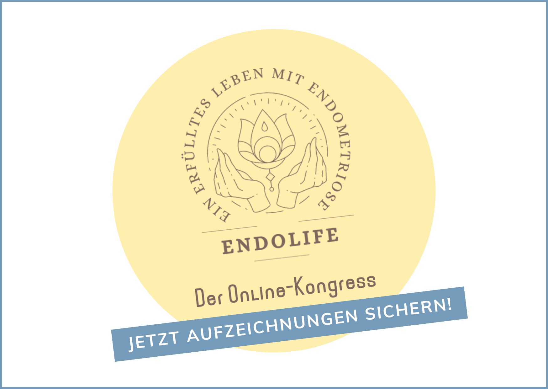 Rita Hofmeister Endolife Endometriose KOngress Aufzeichnungen Bonusmaterial